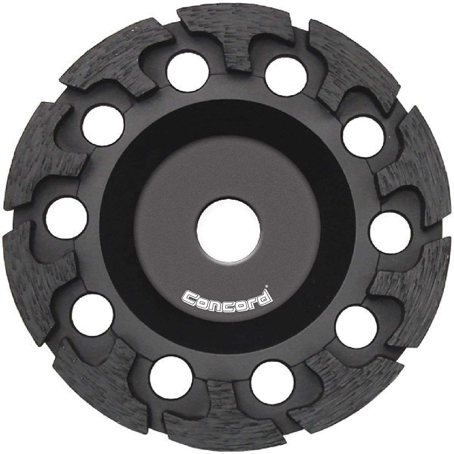 Concord Blades GCH070FHP 7 Inch T-Turbo Diamond Cup Wheel with 5/8'-11 Thread Concord Industrial Products