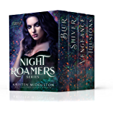 Night Roamers (Complete Boxed Set) A Vampire Romance Thriller (English Edition)