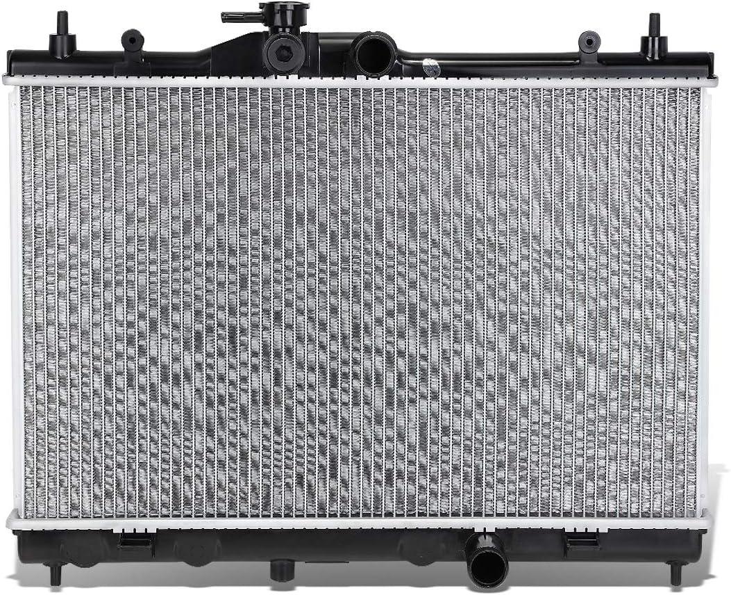 Radiator Assembly Plastic Tank Aluminum Core for 09-14 Nissan Cube Brand New