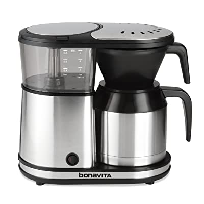 Bonavita 5-Cup BV1500TS Featuring Thermal Carafe