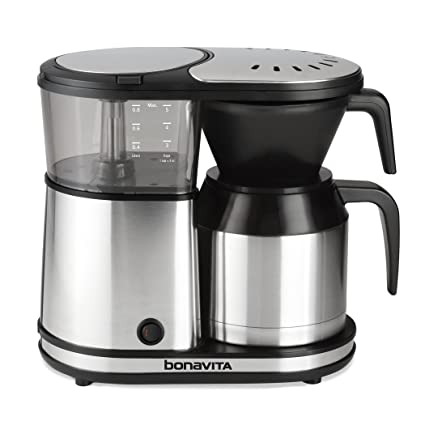 7b9ba1df4a5d Bonavita BV1500TS 5-Cup Carafe Coffee Brewer