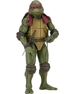 Amazon.com: NECA Teenage Mutant Ninja Turtles Leonardo 1/4 ...