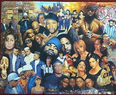 Rap Collage