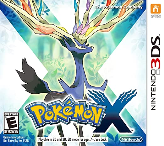 Pokemon X - World Edition, 3DS