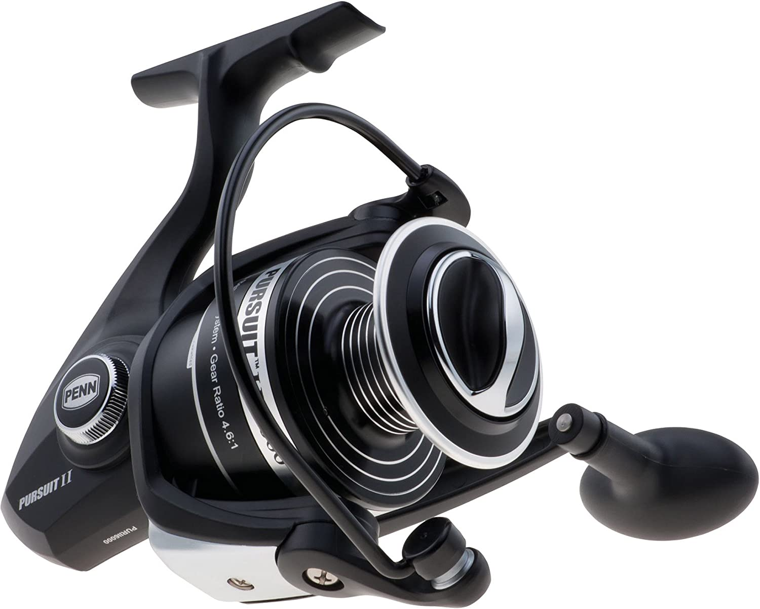 Penn Pursuit II 6000 - Carrete de pesca fijo: Amazon.es: Deportes ...