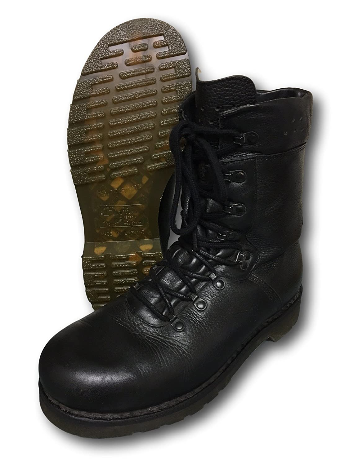 9c5abe04764 German Paratrooper Boots with Airwear soles