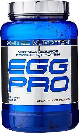 Scitec Nutrition Egg Pro, 935 gr. chocolate: Amazon.es ...