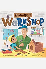 Grandpa's Workshop (Clever Family Stories) Board book
