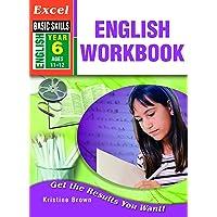 Excel Basic Skills Workbook: English Year 6