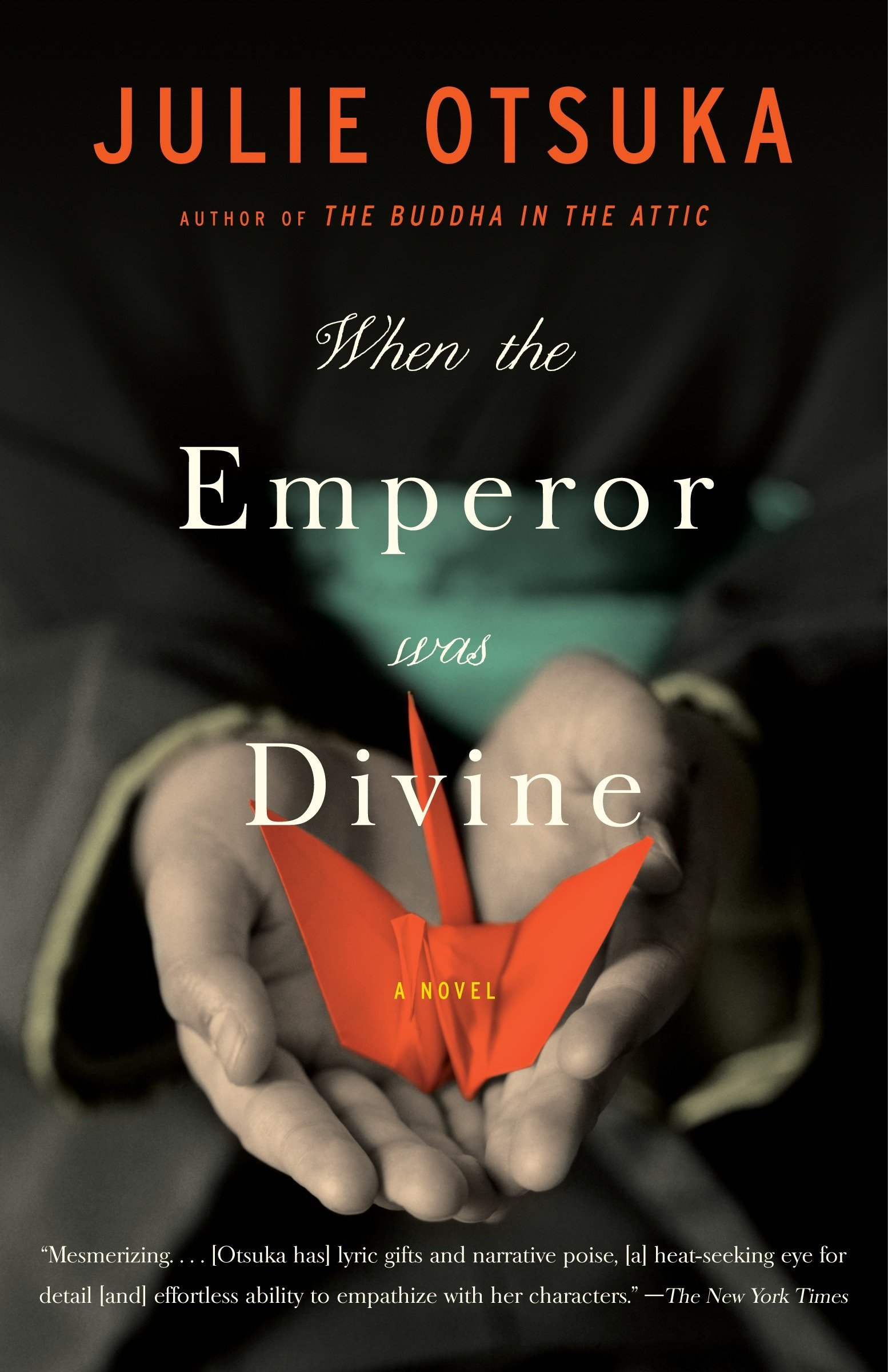 Amazon Com When The Emperor Was Divine 9780345807274 Otsuka Julie Books