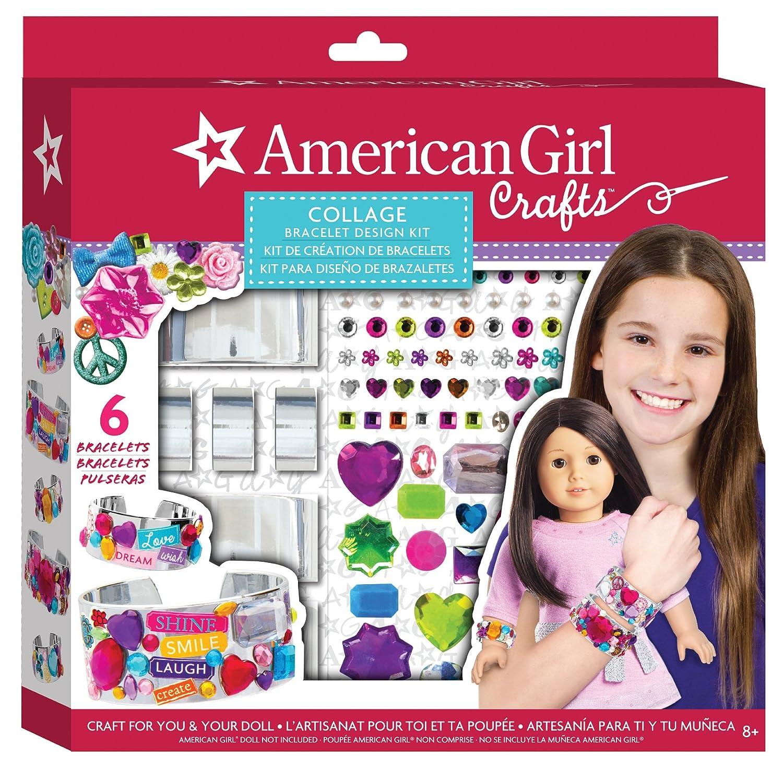 American Girl Collage Bracelet Design Kit