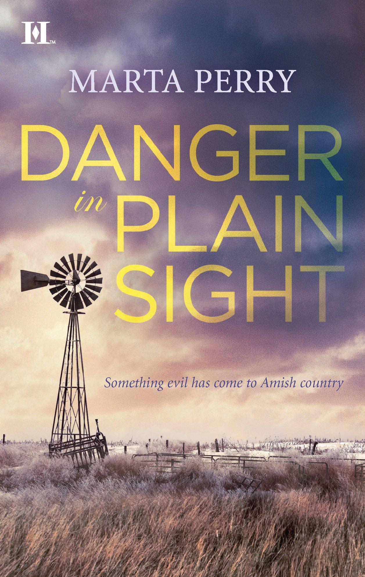 Download Danger in Plain Sight (Hqn) ebook