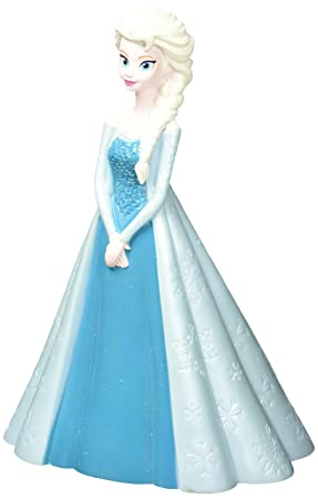 ff6680dd62 Disney Frozen Toy - Princess Elsa 9 Inch Coin Bank - Ice Queen Money Saving