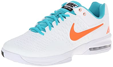Nike Air Max Cage, Baskets Mode Homme Blanc (WhiteHyper