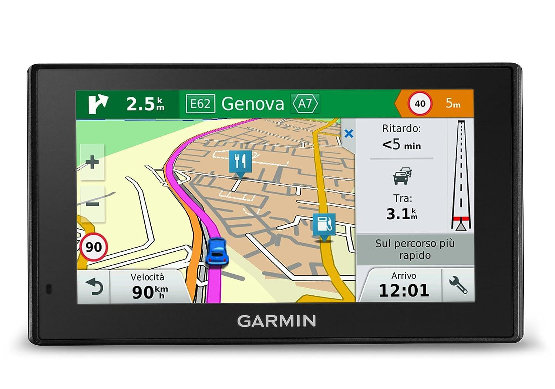 fcb2478b05 Garmin DriveSmart 70 LMT - GPS Auto - 7 Pouces - 45 pays - Cartes, Trafic  et Zones de danger ...
