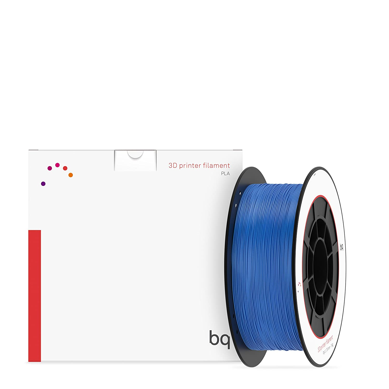 BQ 05BQFIL025 – Filamento de PLA para impresión 3D, color azul