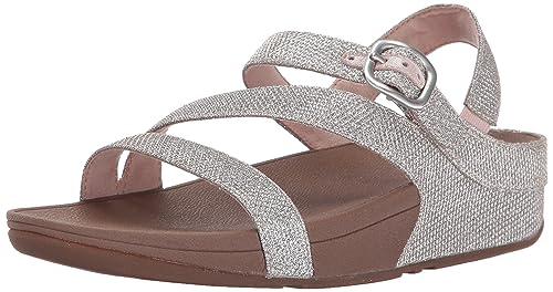 Fitflop Damens's The Skinny Sparkle Z Strap Sandale Flip Flop Amazon  Amazon Flop ... 5d3810
