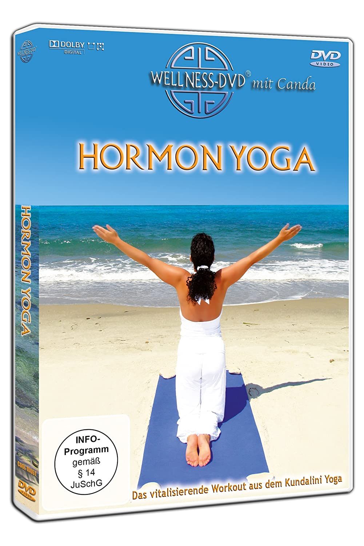 Hormon Yoga - Das vitalisierende Workout aus dem Kundalini ...