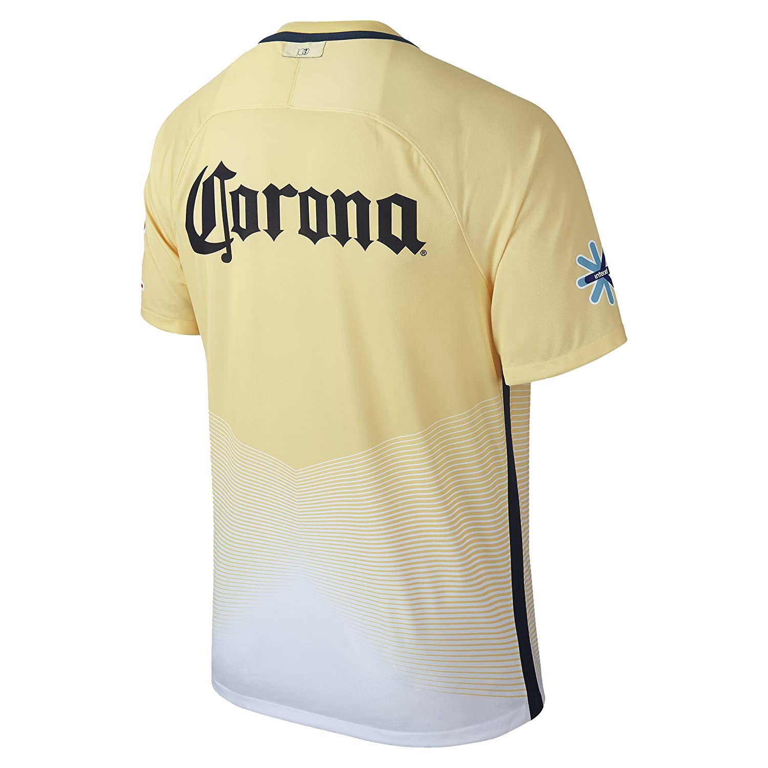 63a8008b3a7 Amazon.com   Nike Mens Club America Stadium Jersey-LEMON CHIFFON (S)    Sports   Outdoors
