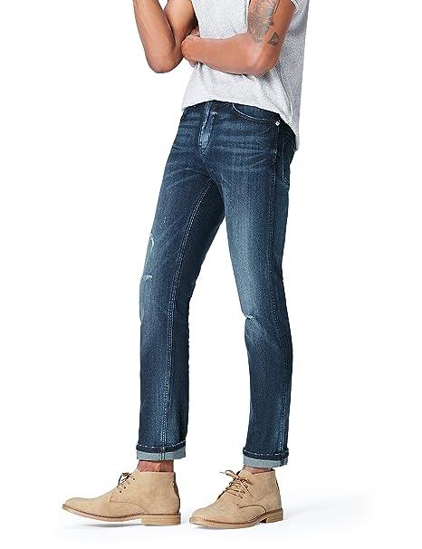 find. Pantalones Vaqueros Delgados Hombre