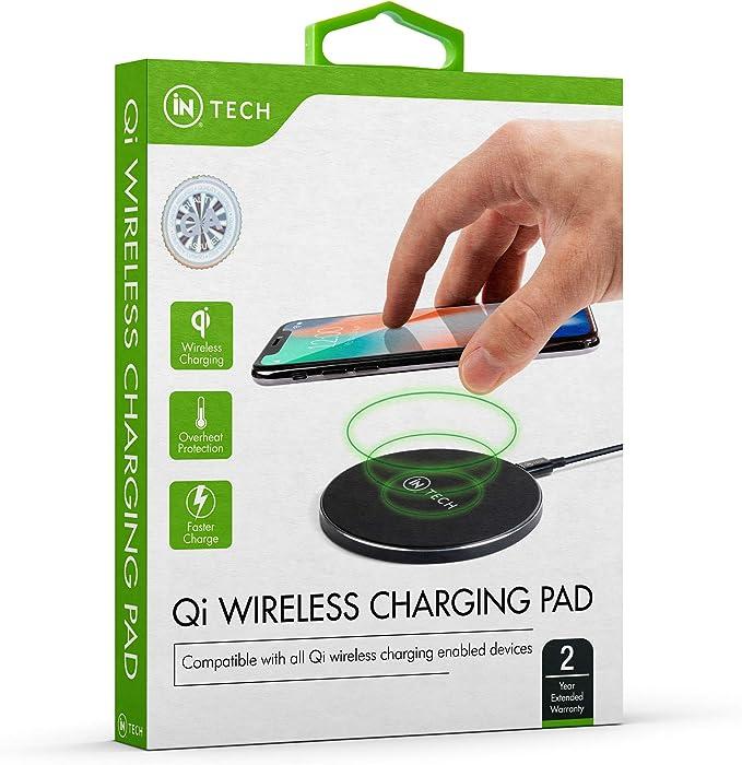 Wireless Charging Pad Qi Certified