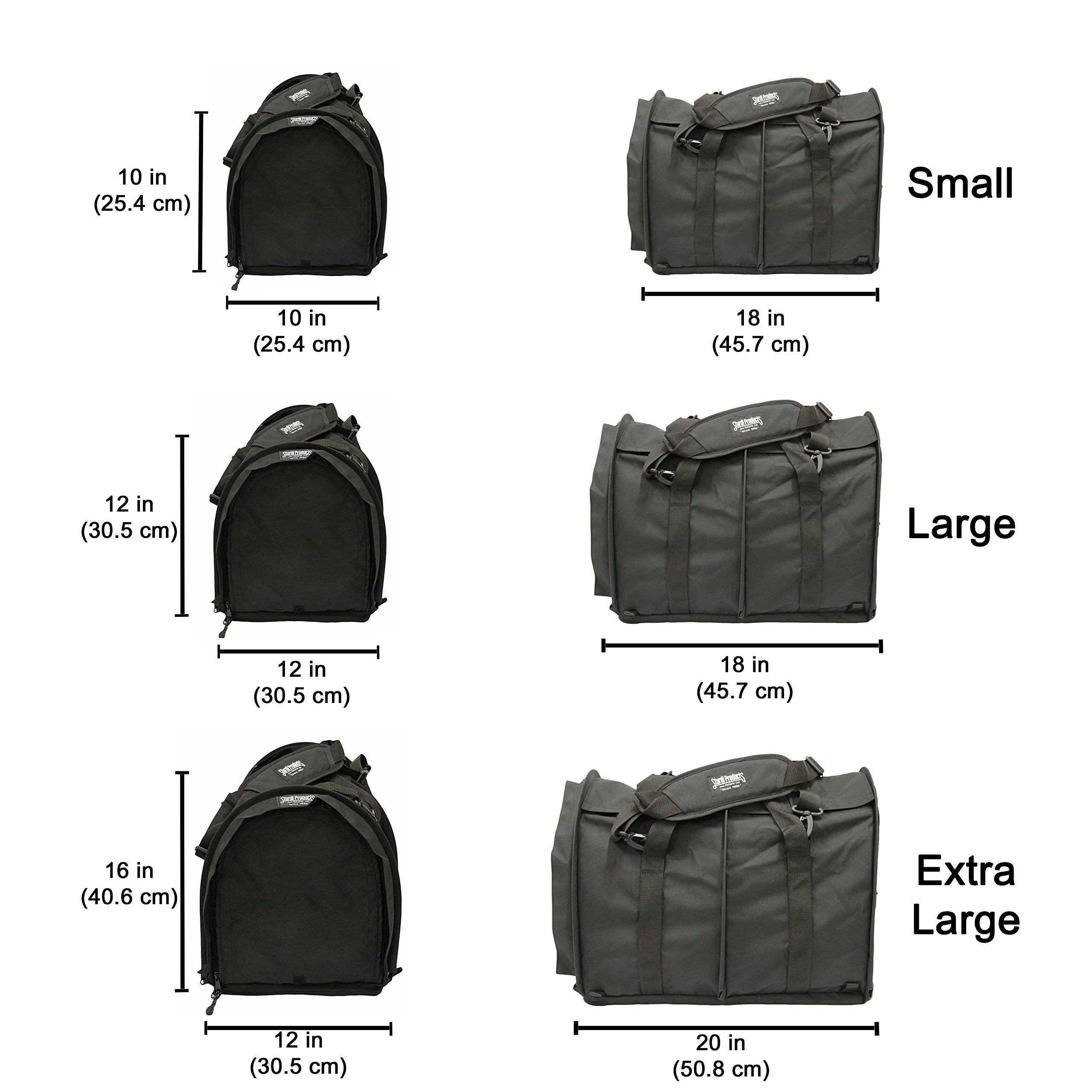 Sturdi Products Sturdibag X-Large Pet Carrier, Smoke by Sturdi Products