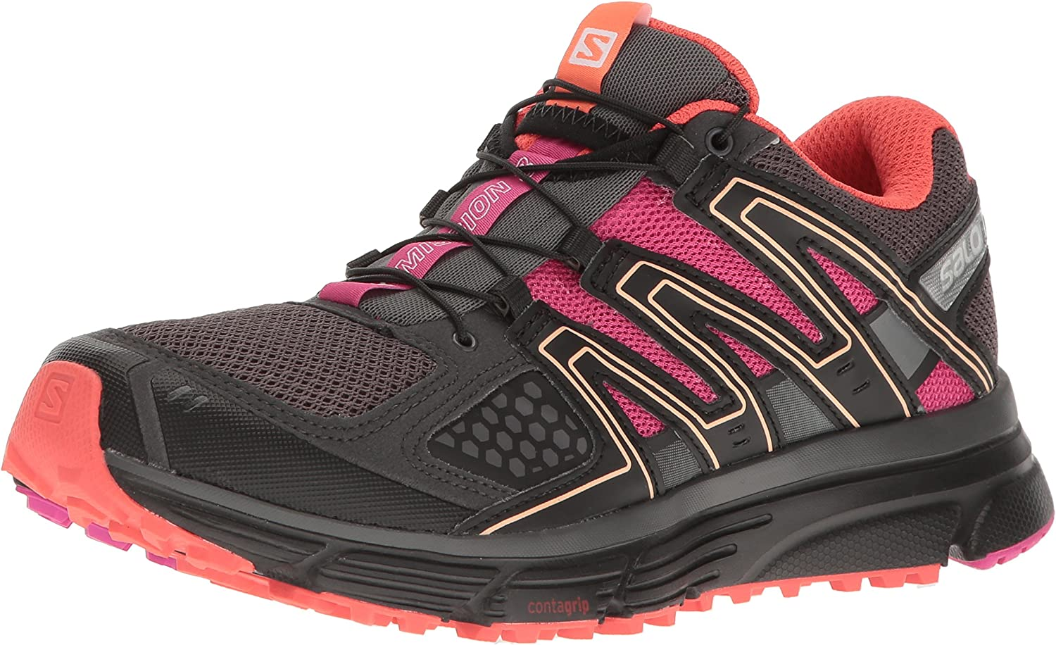 Salomon Women s X-Mission 3 Trail Running Shoes