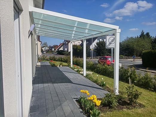 Techo para terraza Classico S 4000 x 2500 mm de aluminio con ...
