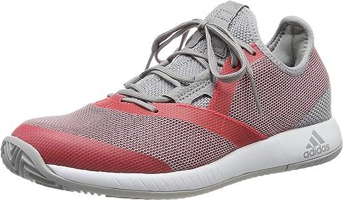 adidas Damen Adizero Defiant Bounce Fitnessschuhe, hellblau