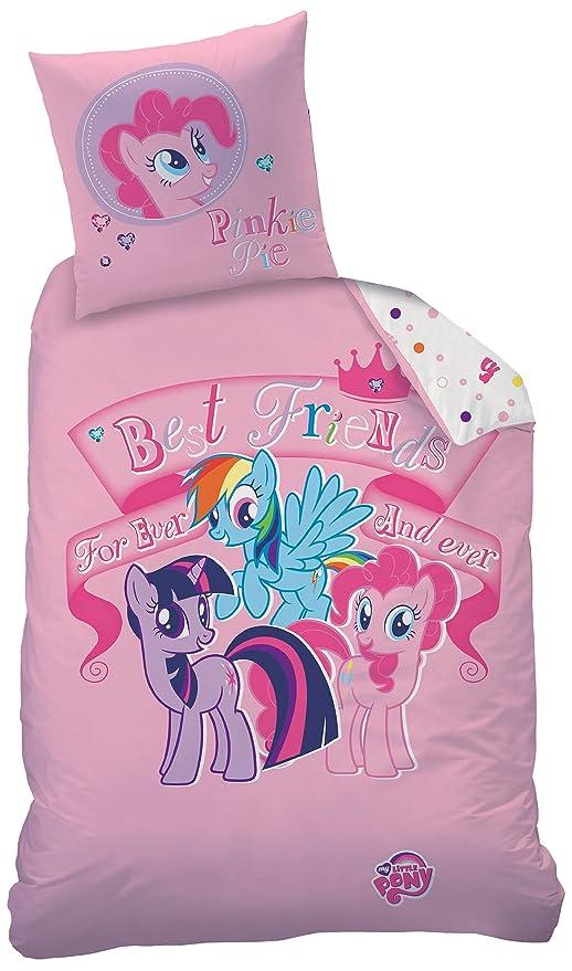 Copripiumino My Little Pony.Cti 040725 My Little Pony For Ever Copripiumino 135x200 Cm E