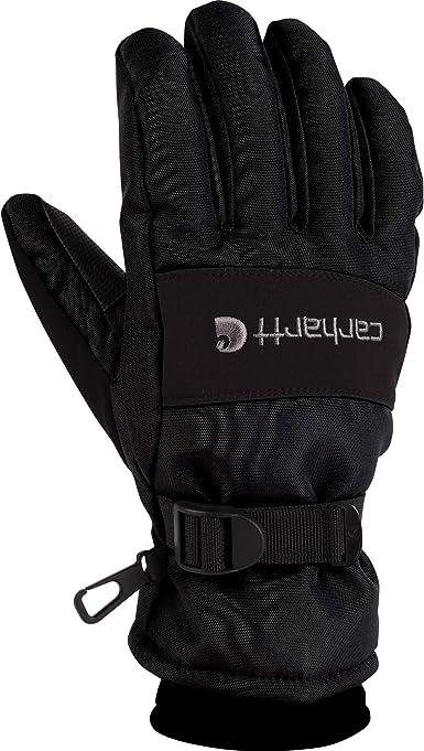 Amazon.com: Carhartt Men's W.P. Waterproof Insulated Glove: Clothing