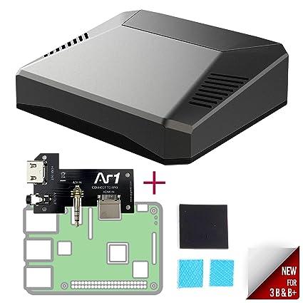 Argon One - Carcasa para Raspberry Pi 3 B+ y B Case Only ...