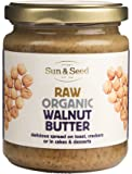 Sun & Seed Raw Organic Walnut Butter 250g
