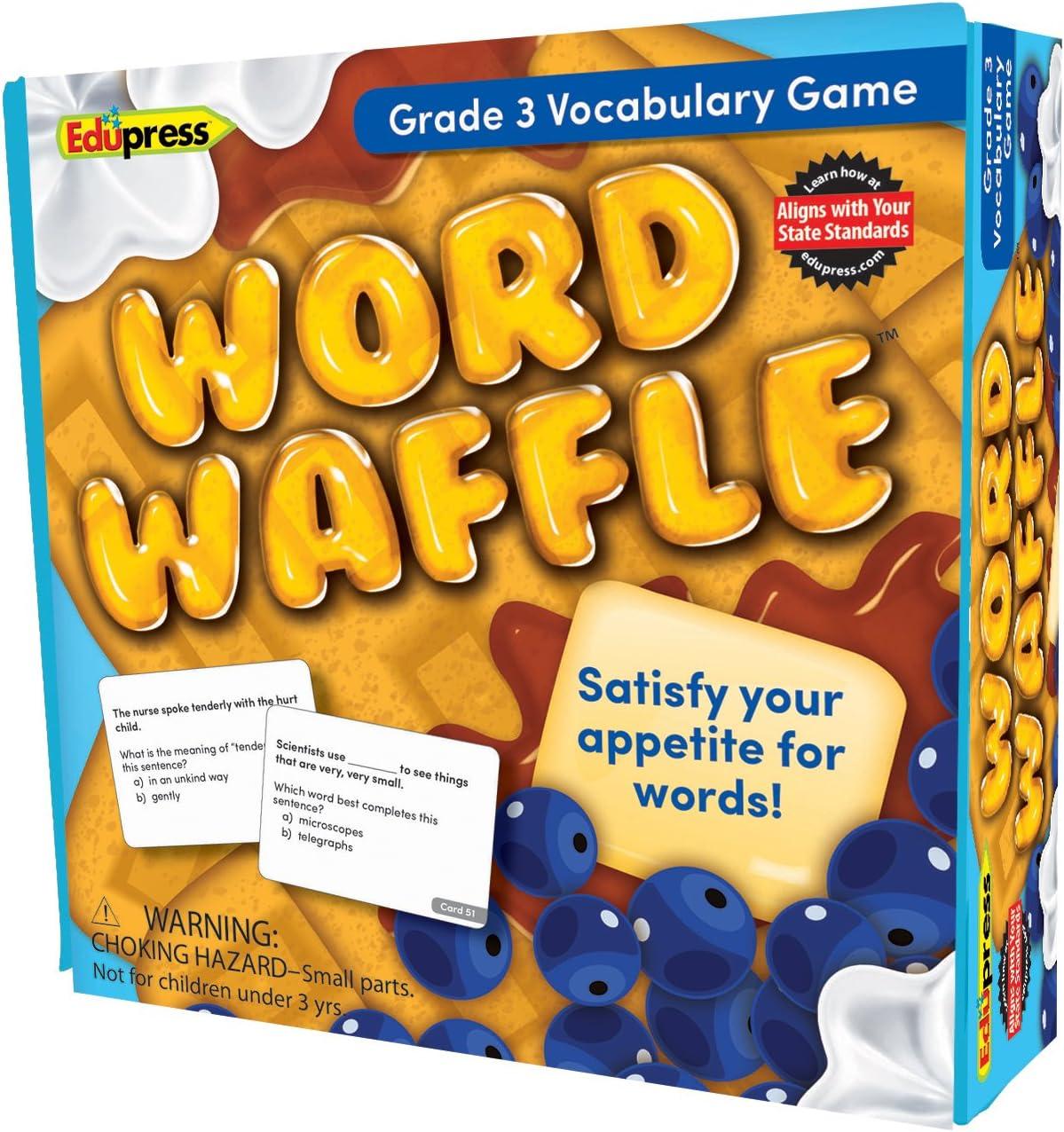 World Waffle game box.
