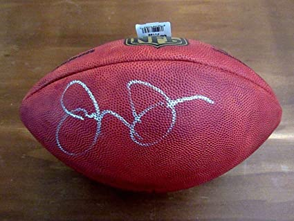 748221e4df1 Jerry Jones Signed Football - Owner Duke - JSA Certified - Autographed  Footballs