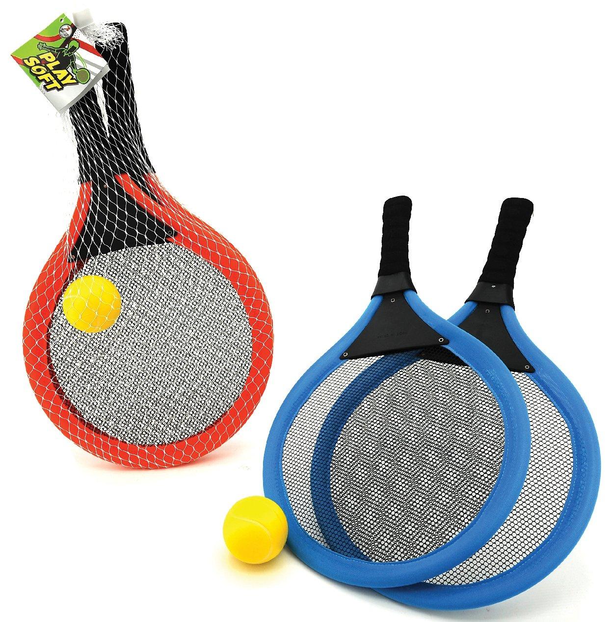 Racchette beach tennis+palla - Juegos de exterior Juegos con ruedas GLOBO: Amazon.es: Juguetes y juegos