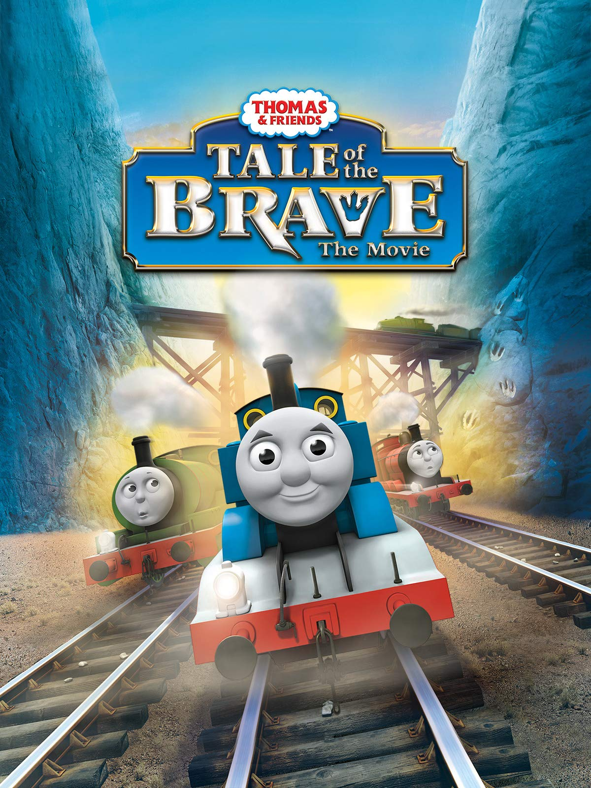 Thomas & Friends: Tale of the Brave (UK)