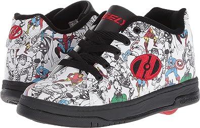 heelys Split Marvel Universe Skate Shoes Size 3