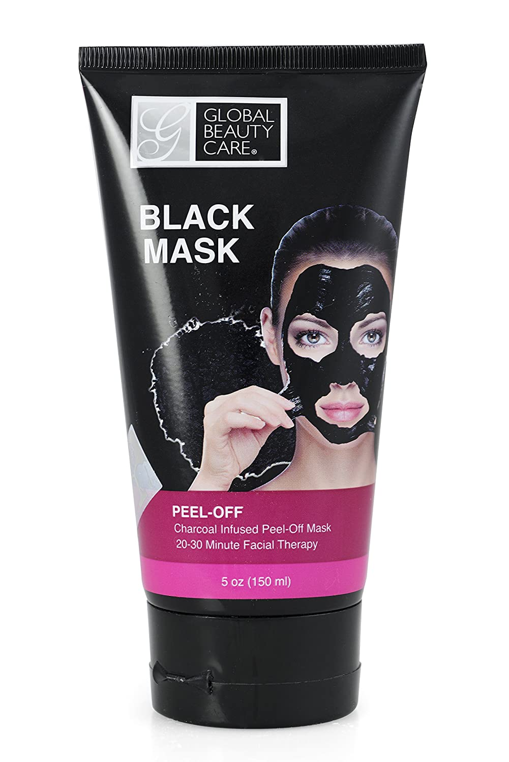 Black Mask: Charcoal Infused Peel-Off Mask