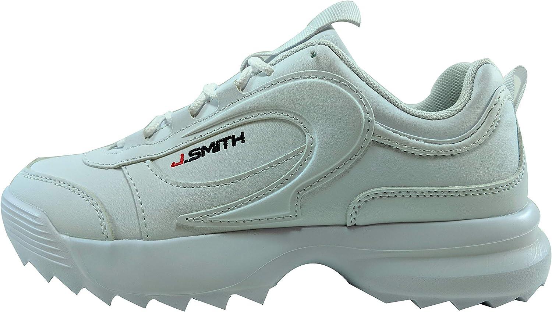 John Smith Zapatillas Casual Mujer VAI: Amazon.es: Zapatos y ...