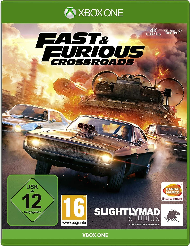 Fast & Furious Crossroads - Xbox One [Importación alemana]: Amazon.es: Videojuegos