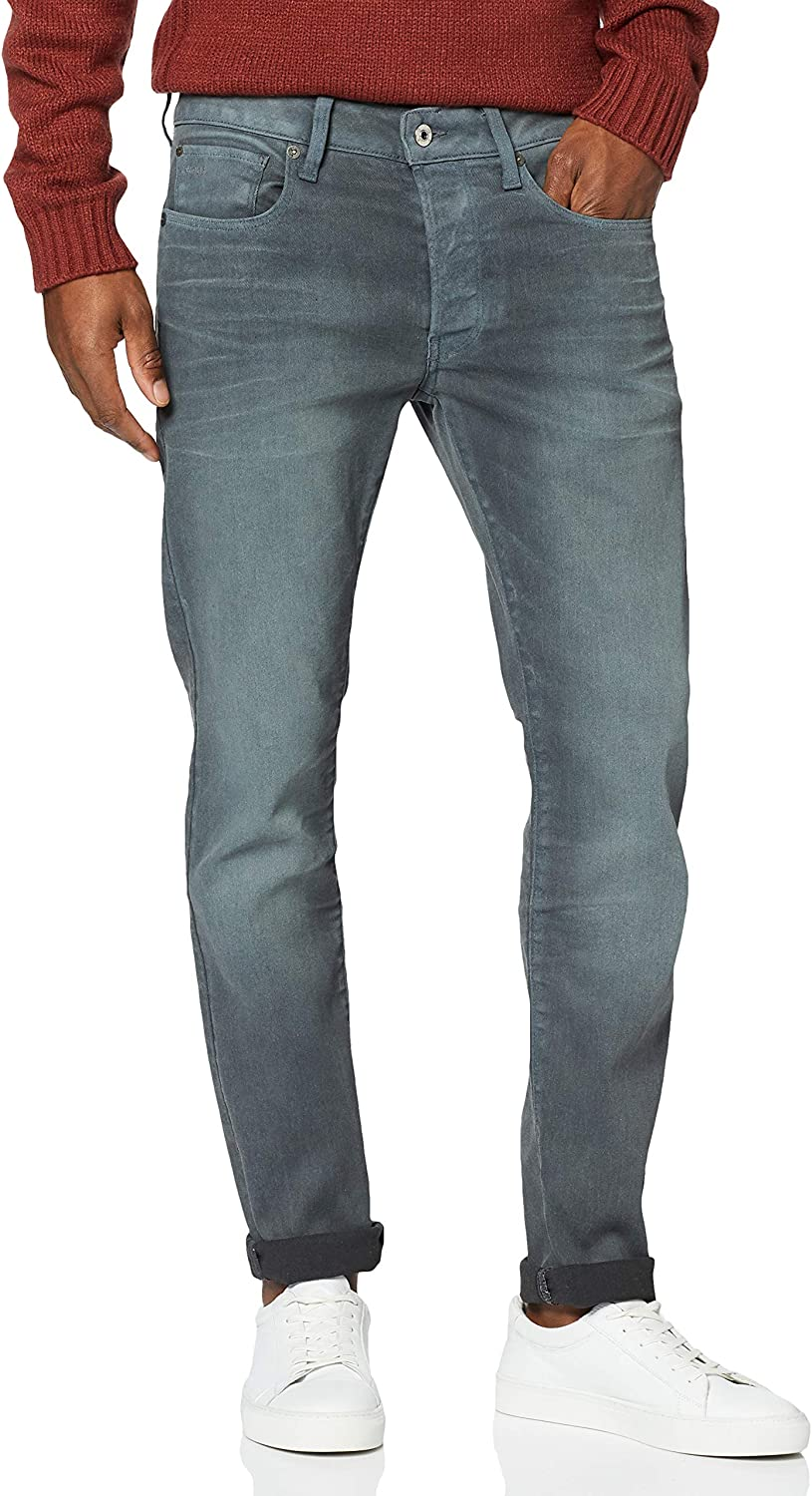 G-STAR RAW 3301 Slim Fit Jeans Hombre