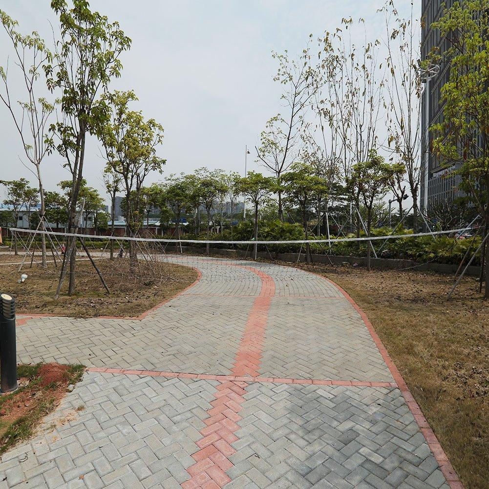 Red de Voleibol de tama/ño est/ándar con Bolsa de Almacenamiento para Juego de Playa en el Interior Red de Voleibol