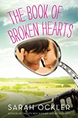 The Book of Broken Hearts Kindle Edition