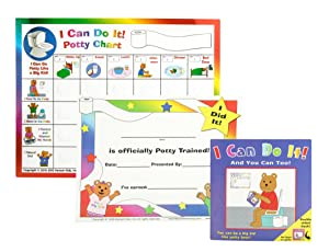 Kenson Kids I Can Do It! Potty Training System