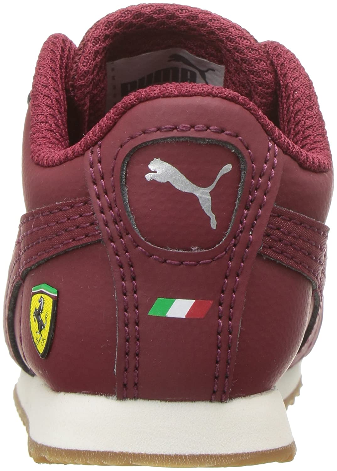 Puma Unisex-Kids Ferrari Roma Turnschuhe, Pomegranate-Pomegranate, 3 3 3 M US Little Kid e2786d