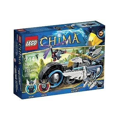 LEGO Chima 70007 Eglors Twin Bike: Toys & Games