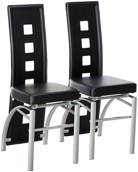Amazon.com: Coaster Home Furnishings silla de comedor ...