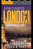 Assignment: London (A SpyCo Novella Book 7)