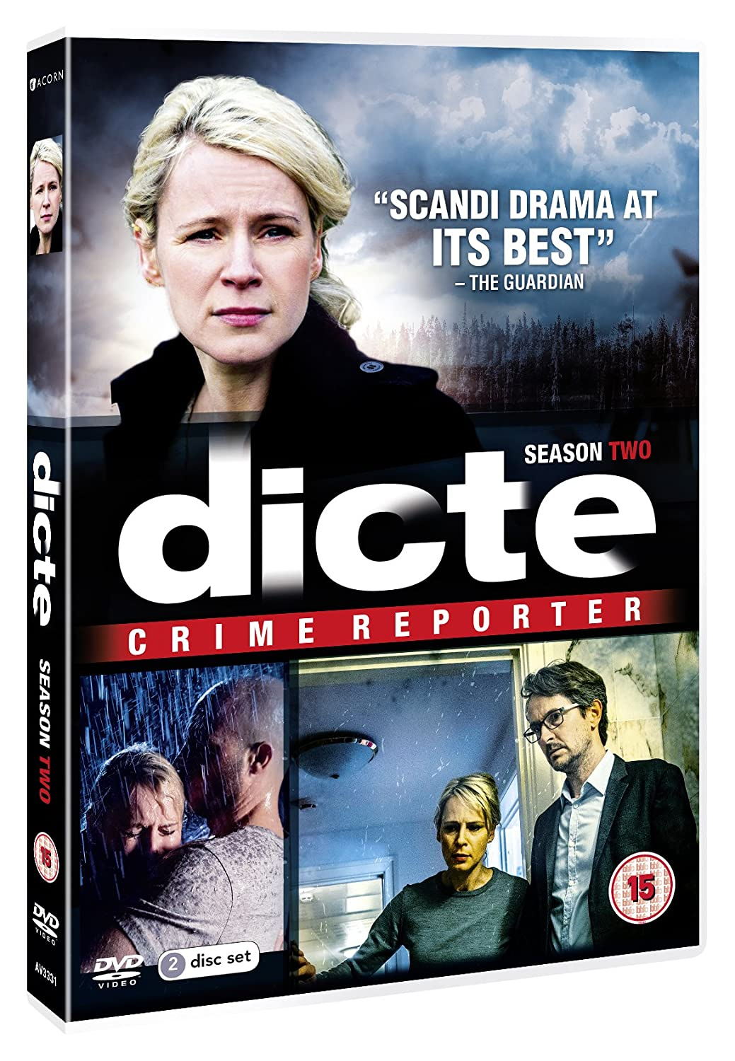 Dicte: Crime Reporter: Season 2